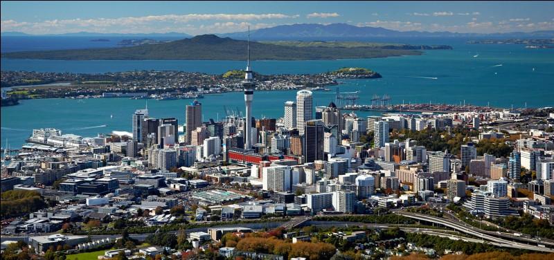 Lequel de ces pays a une ville nommée Auckland ?