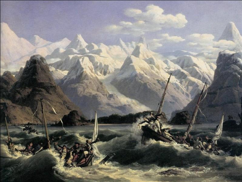 Combien de navires composaient l'expédition ?