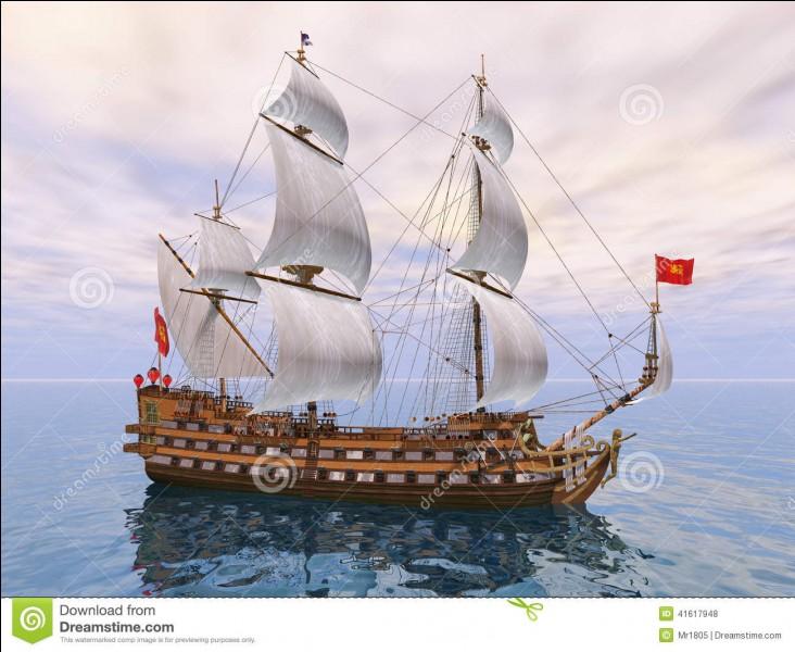 Un peu d'histoire, le 21 juillet 1781, La Pérouse combat les Anglais au large de Louisbourg, quel navire commandait-il ?