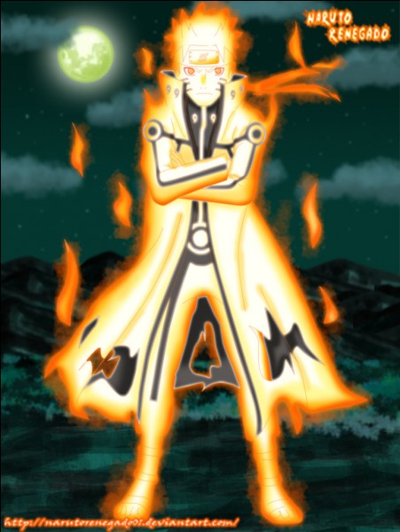 Quand Naruto réussit-il enfin à contrôler Kurama ?