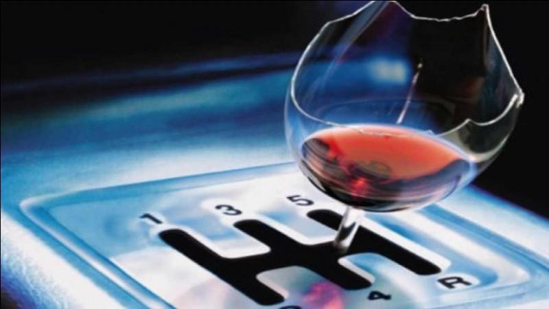 Avec une alcoolémie de 0.8 g/l le risque d'accident est :