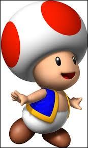 Quelle est la particularité qui différencie le Toad célèbre des autres de son espèce ?
