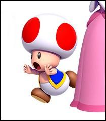 Toad est-il disponible en tant que personnage jouable dans le jeu « Super Smash Bros Brawl » ?