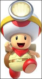 Quelle est la discipline dans laquelle Toad a plus de talent que Peach, Luigi et Mario ?