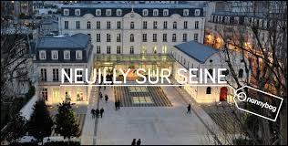 Comment appelle-t-on les habitants de Neuilly-sur-Seine (Hauts-de-Seine) ?