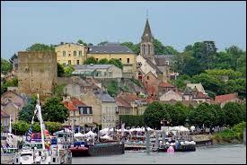 Capitale de la batellerie, les habitants de Conflans-Sainte-Honorine (Yvelines) portent le gentilé ...