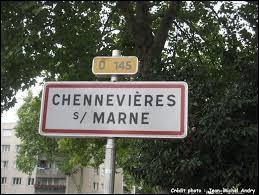 Les résidents de Chennevières-sur-Marne (Val-de-Marne) sont des ...