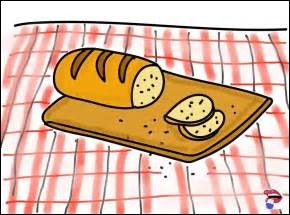 """Si, de nos jours, """"avoir du pain sur la planche"""" signifie avoir en perspective beaucoup de tâches fastidieuses à accomplir, le sens de cette expression était bien différent à la fin du XIXe siècle. Cela signifiait.."""