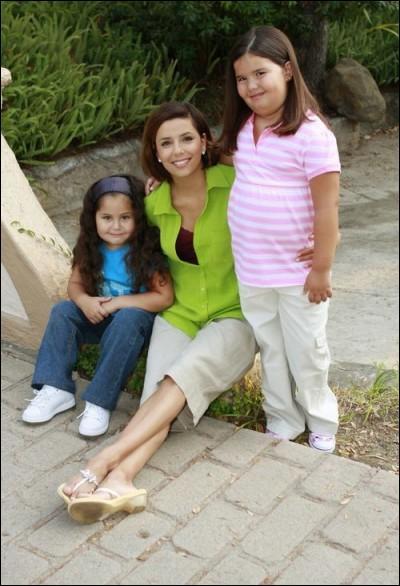 Saison 5 : Comment s'appellent les filles de Carlos et Gaby ?