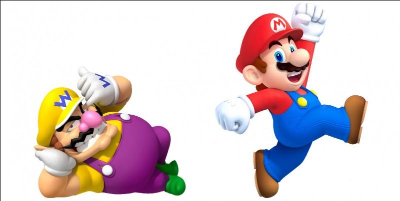 Pour Wario, Mario est...