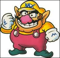Dans le jeu où Wario a fait sa première apparition, qu'a-t-il fait ?