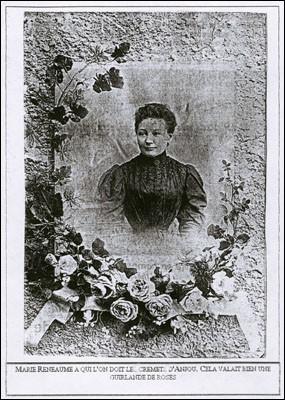 En 1890, Marie Renéaume aurait inventé le Crêmet