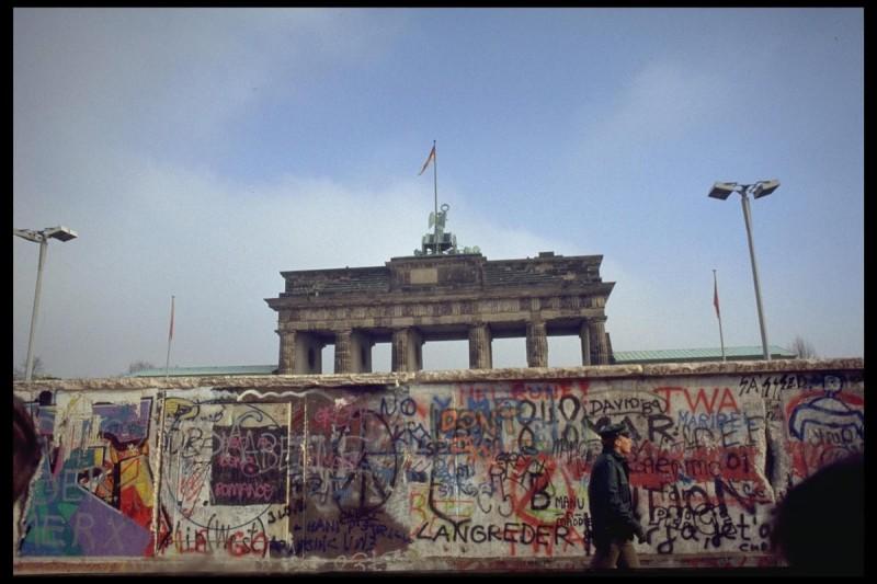 En quelle année est tombé le mur de Berlin ?