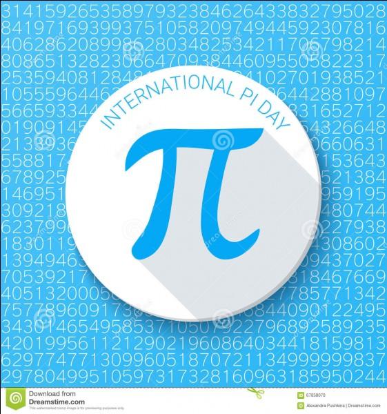 Quels sont les 10 premiers chiffres du nombre pi ?