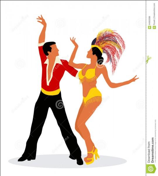 Le mambo est une danse d'origine...