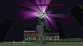 Les monstres dans « Minecraft »