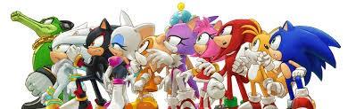 Quel personnage de Sonic es-tu ?