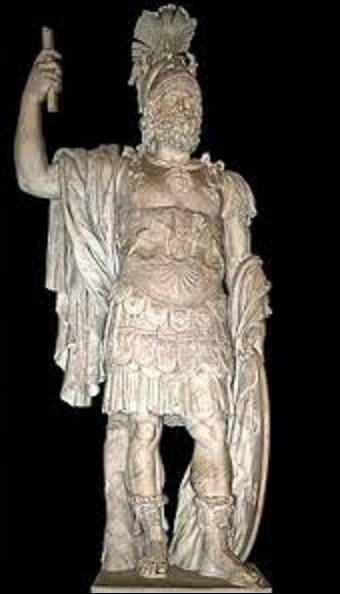 Mythologie : Dans la mythologie romaine, quel était le nom du dieu de la guerre et du combat ?