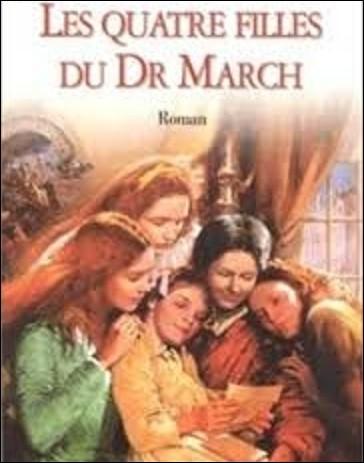 Littérature : Quelle femme de lettres américaine publia, en 1868, le célèbre roman ''Les Quatre Filles du docteur March'' ?