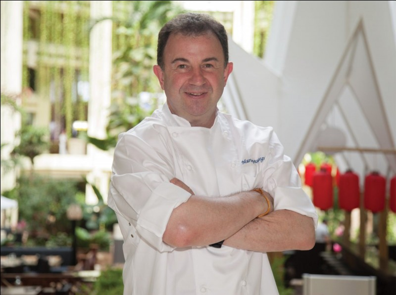 """Ce chef est à la tête du restaurant """"Martin Berasategui"""" pour son restaurant triplement étoilé à Lasarte-Oria, au Pays basque espagnol. Qui est-ce ?"""