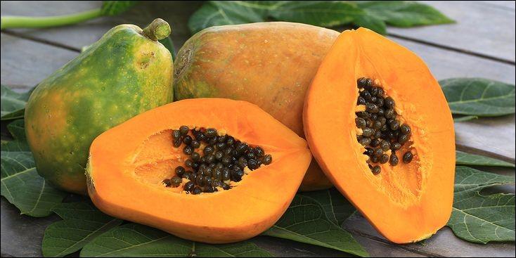 Quel est le nom de ce fruit originaire du Mexique ?
