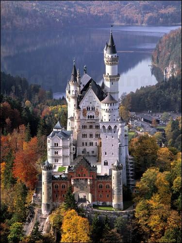Quel est ce château?