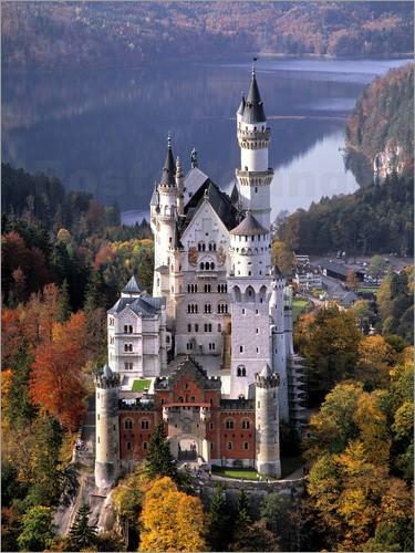 Les châteaux du monde