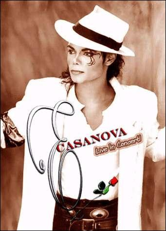 Laquelle de ces chansons n'appartient pas à Michael Jackson ?