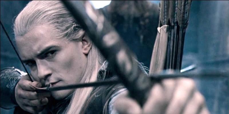 Quel acteur célèbre joue le rôle de Legolas ?