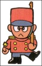 Quel est le nom de cet ennemi issu de la suite du jeu ? (Super Mario Land 2 : 6 Golden Coins)