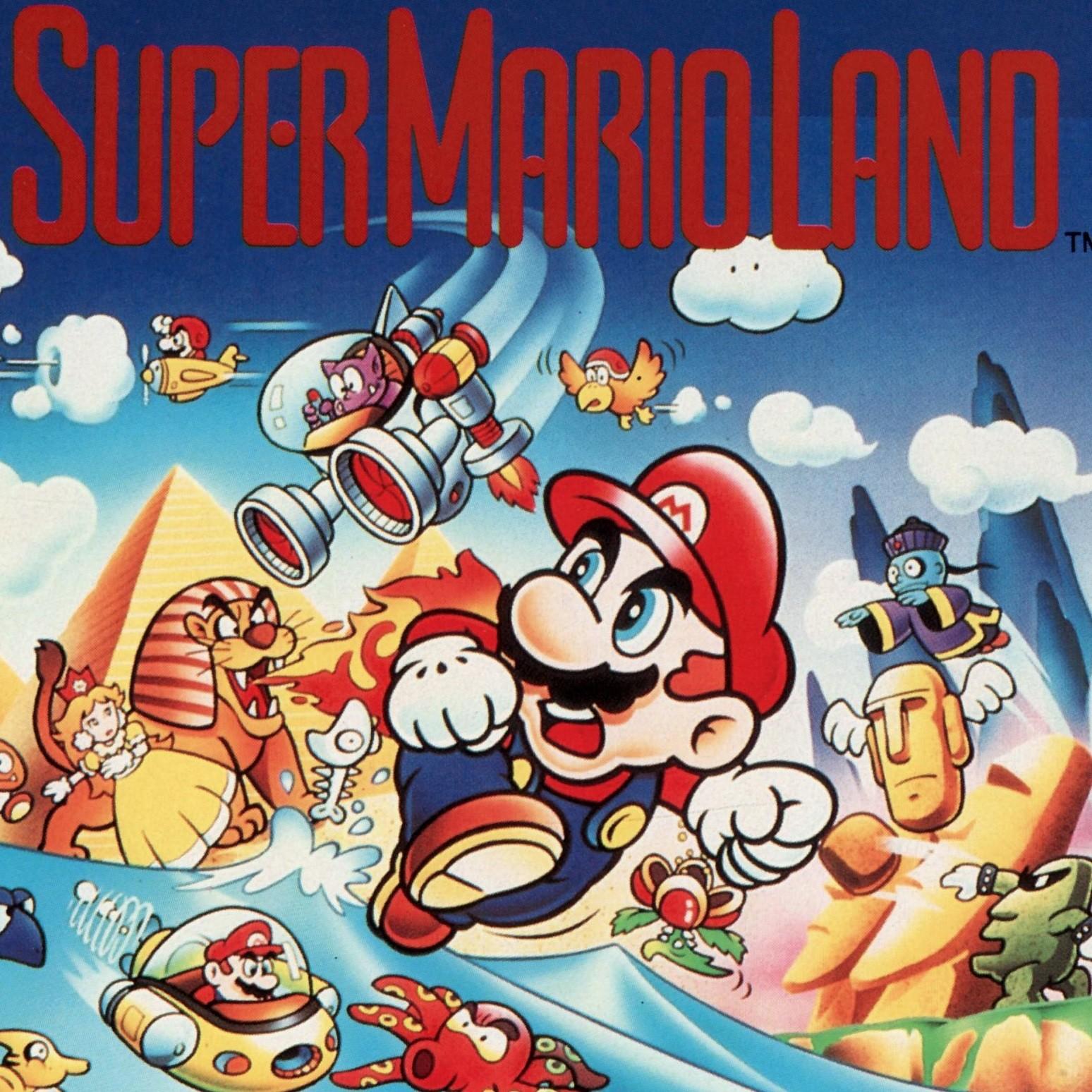 Quiz - Les ennemis de Super Mario Land