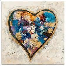 """Complétez cette expression : """"Un ... des cœurs""""."""