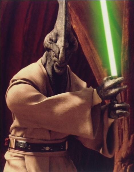 Lors de quelle bataille le maître Jedi Coleman Trebor est-il mort ?