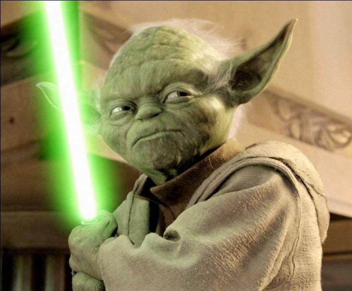 Dans quel épisode est mort maître Yoda ?