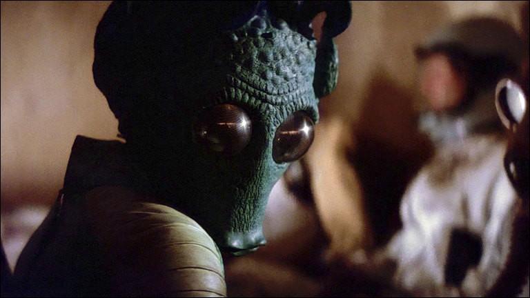 Qui a tué le chasseur de primes Greedo dans l'épisode 4 ?