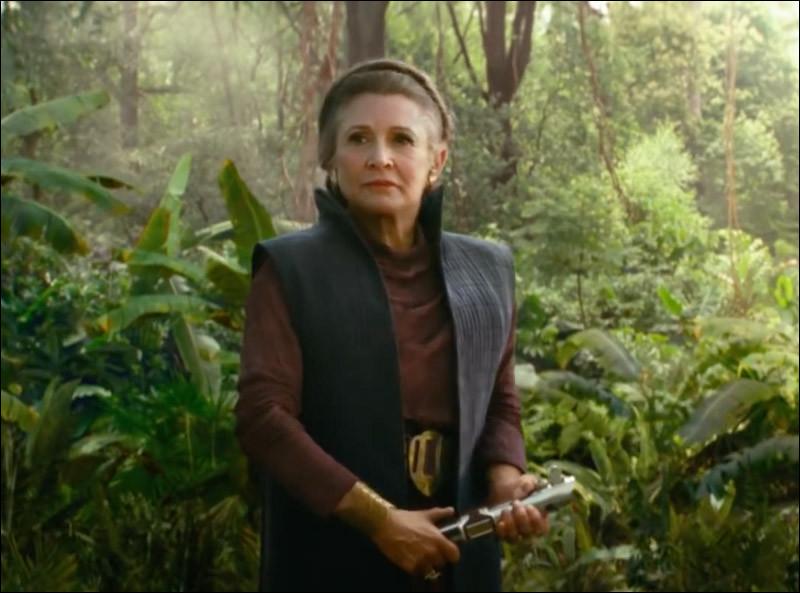 Dans quel épisode la Princesse Leia est elle morte ?