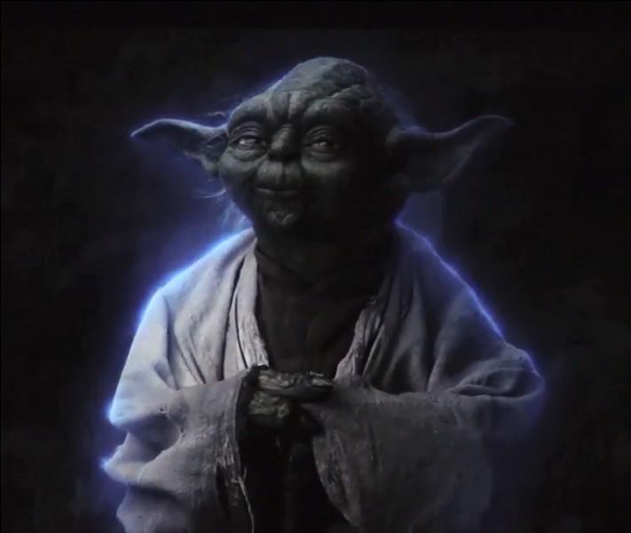 Quel était l'âge de maître Yoda à sa mort ?