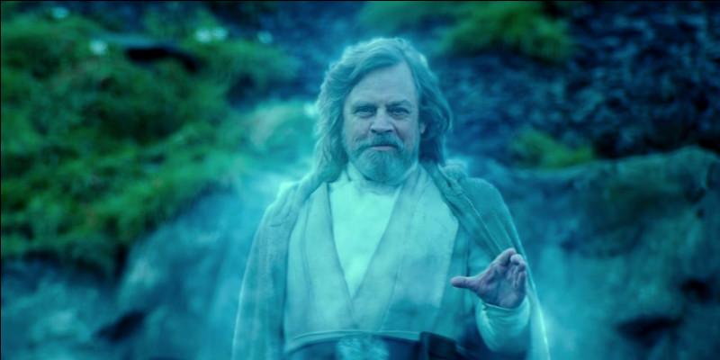 Dans quel épisode Luke est il mort ?