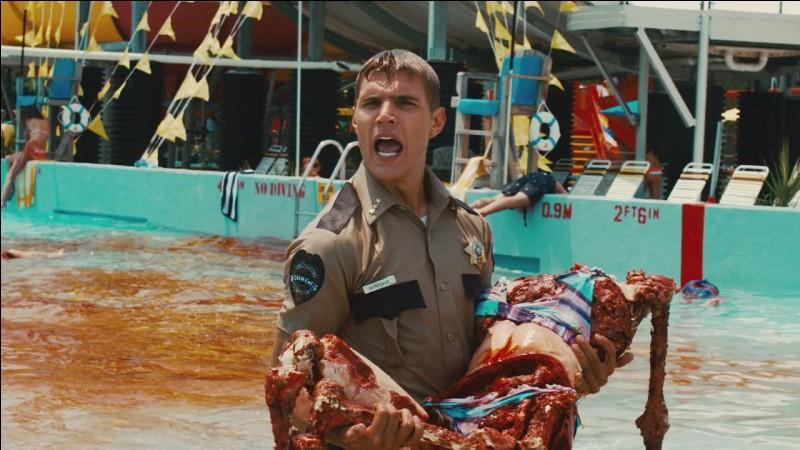 """Cochez l'auteur de """"Piranha 2 : Les Tueurs volants""""."""