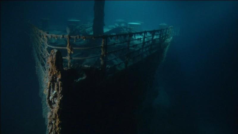 """Qui a réalisé """"Les Fantômes du Titanic"""" ?"""