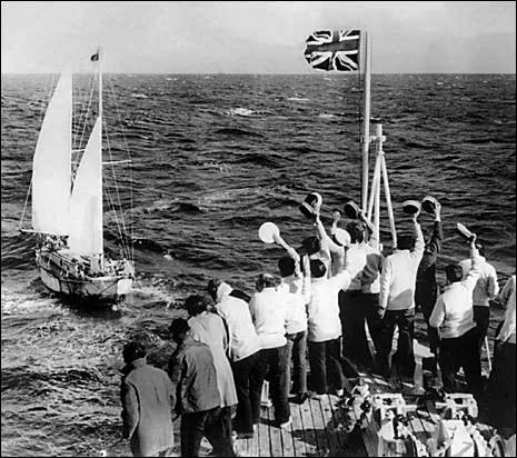 Combien de skippers ont pris le départ lors de cette course ?