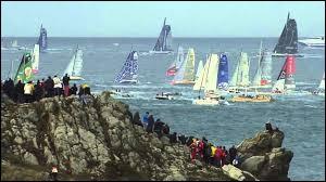 """Combien de skippers prendront le départ de """"La Route du Rhum"""" en 2018 ?"""