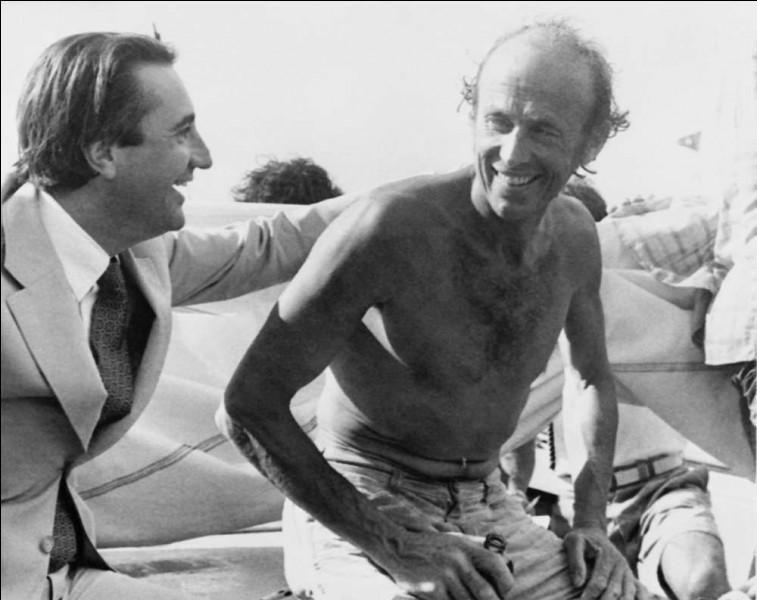Lors de la première édition de La Route du Rhum en 1978, Michael Birch remporte la course devant Michel Malinovsky. Quel écart sépare les deux navigateurs ?