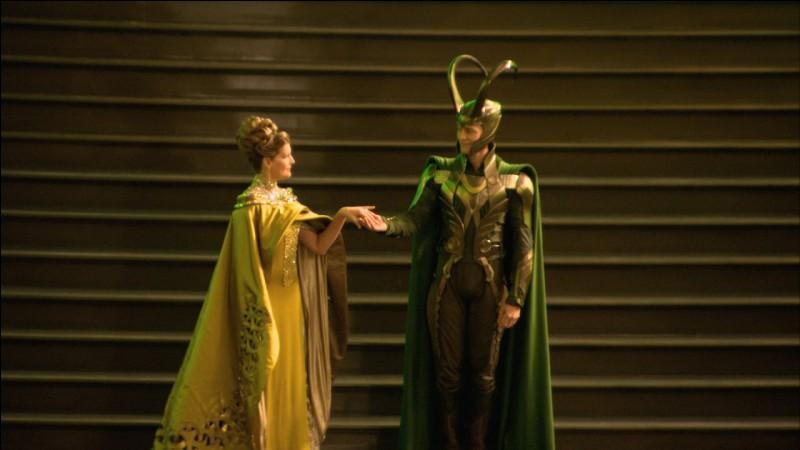 Que veut Loki de la part des membres de sa famille ?
