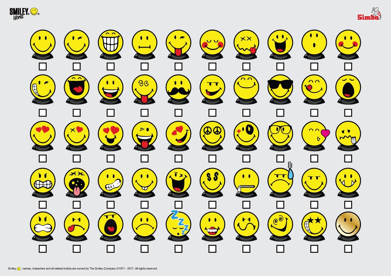 Smileys quiz