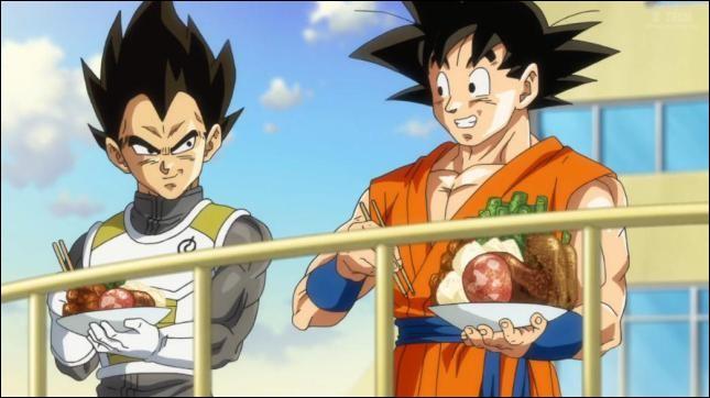"""Qui n'est pas dans """"Dragon Ball Super"""" ?"""