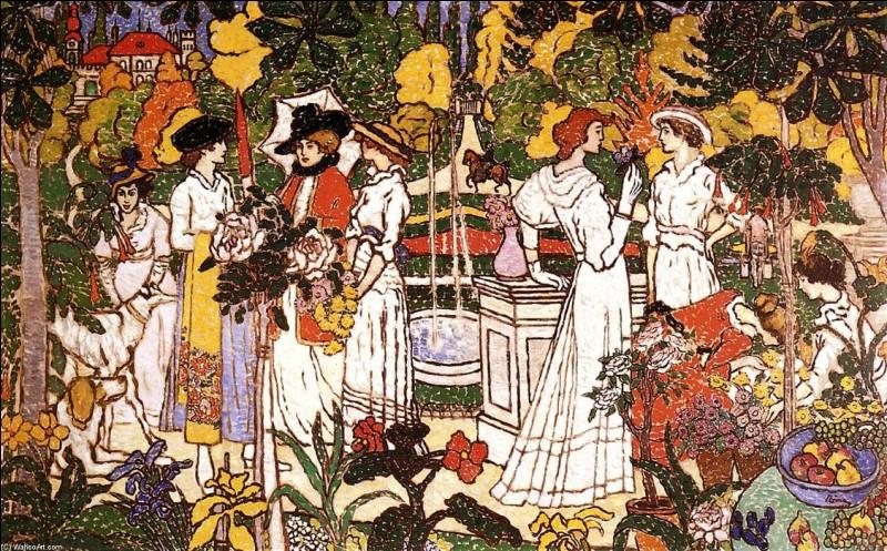 De quelle nationalité est le peintre Jozsef Rippl Ronai (1861-1927), membre du groupe des nabis ?