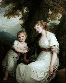 Quelle peintre suisse (1741-1807) a été l'une des portraitistes les plus célèbres du XVIIIe siècle ?