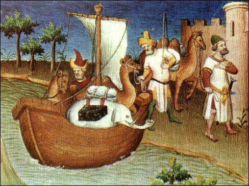 Vénitien d'origine. J'effectuai avec certains compagnons un voyage extraordinaire qui m'amena jusqu'en Chine vers 1295. Je fus un pionnier qui fit entrevoir aux européens les richesses de l'Asie. Qui suis-je ?