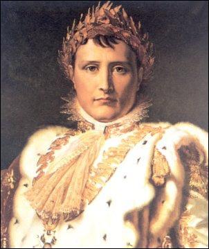 Je suis le premier empereur français. Qui suis-je ?